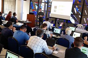 Instructor-led workshop