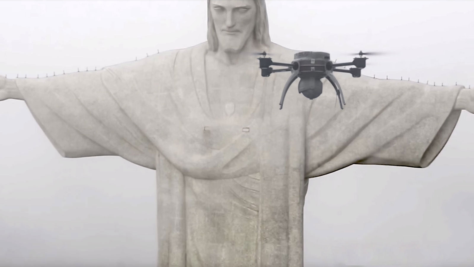 Pix4D drone mapping christ redeemer