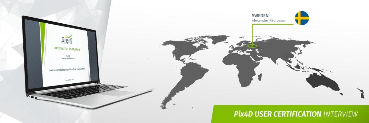Pix4D user certificiation
