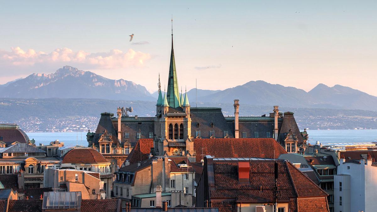 Pix4D Lausanne