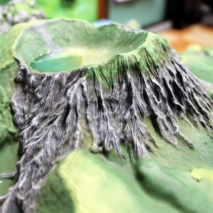 realistic-3D-model-of-jeju-island