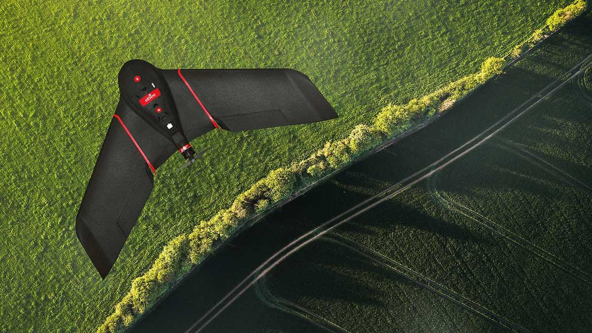 senseFly eBee SQ - The Advanced Agriculture Drone