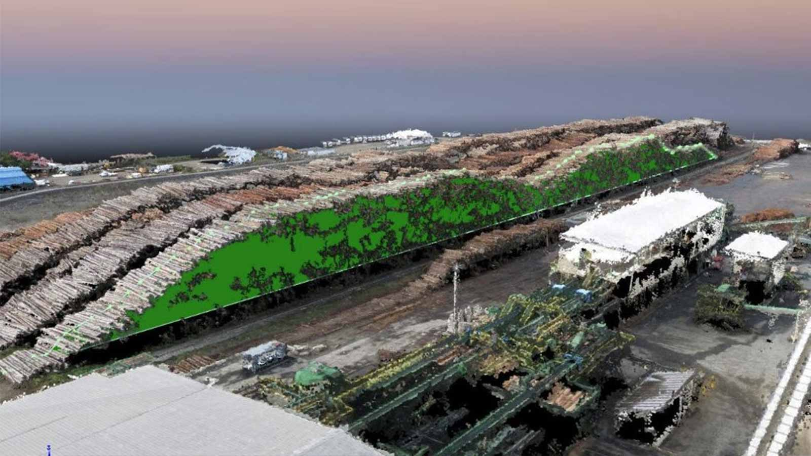 A-3D-model-of-a-stockpile-in-a-lumber-yard