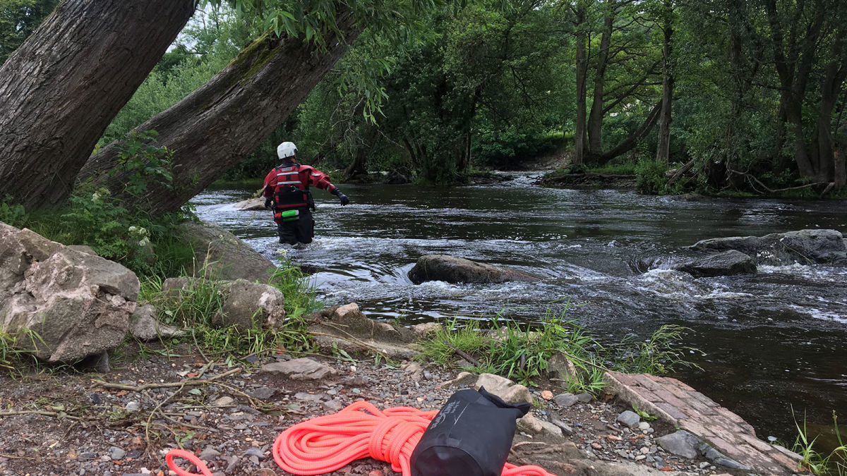 Water rescues thanks to drone mapping | Pix4D on