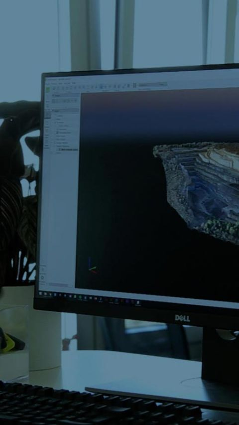 Software for photogrammetry, drone-mapping and 3Dmodels