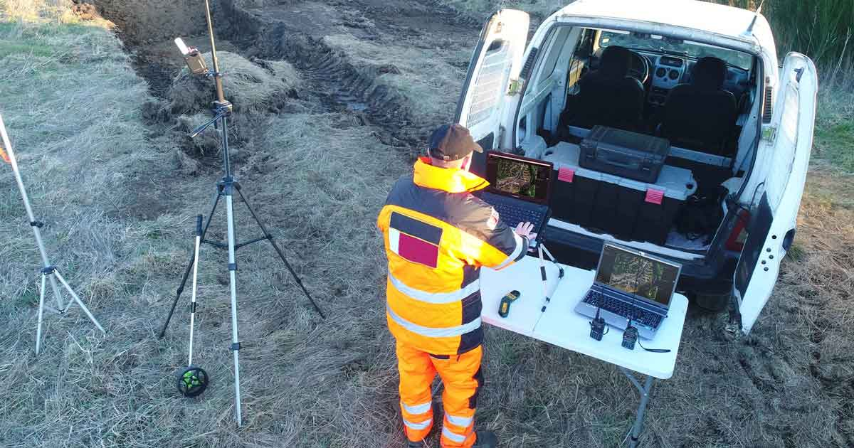 Drone mapping for emergency response