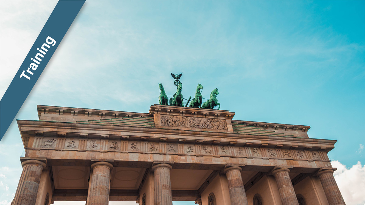 Training for agriculture mapping in Berlin
