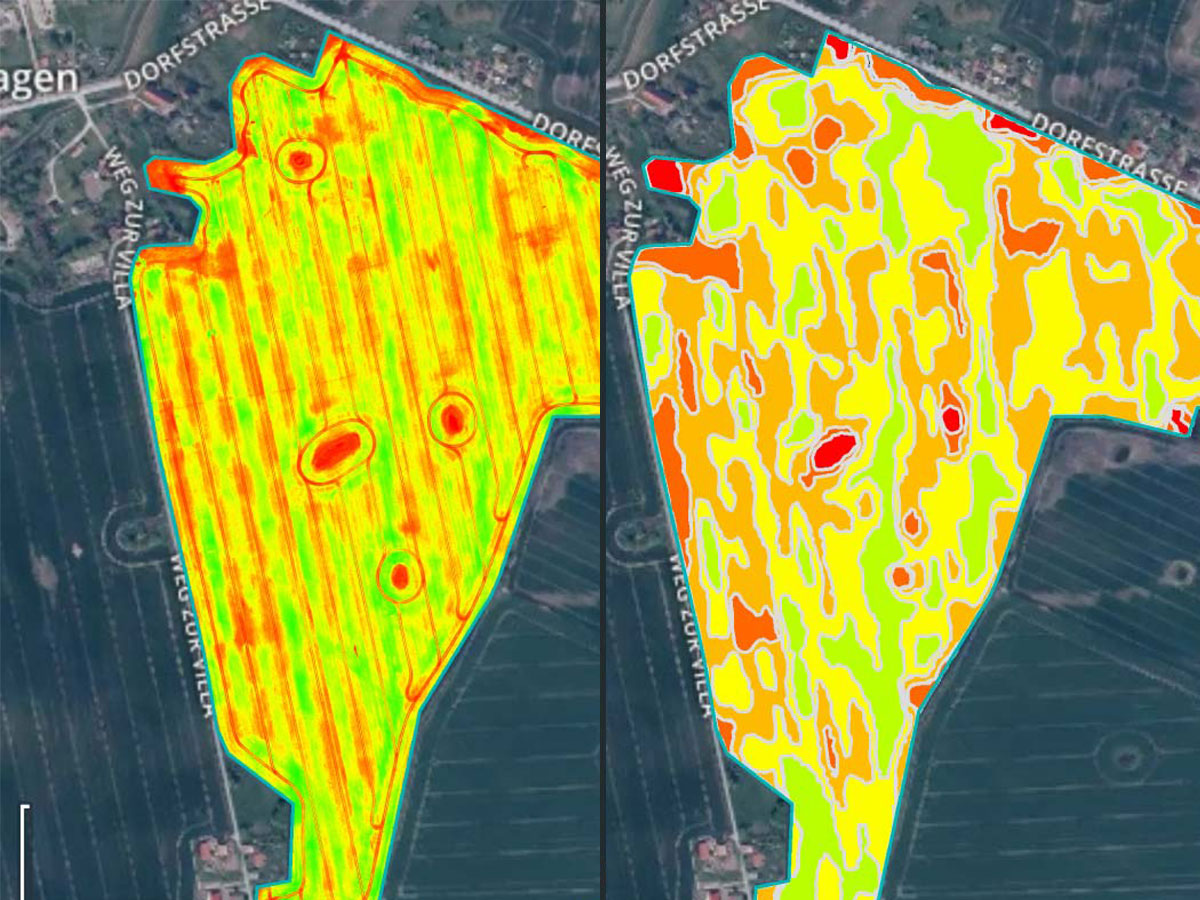 Understand your fields with images from drones