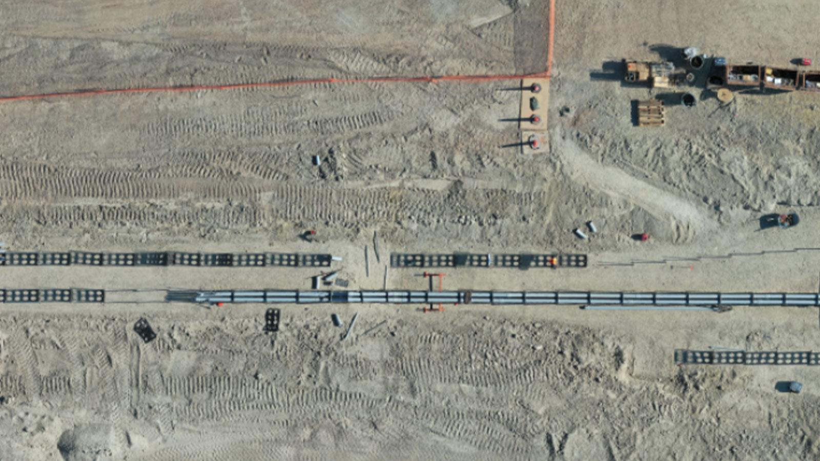 Building the Eagle Mountain data center