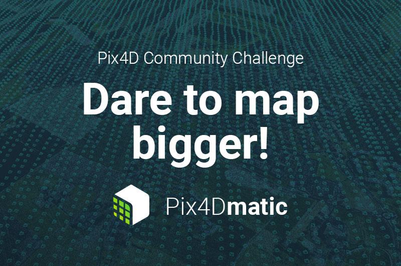 Pix4Dmatic community challenge