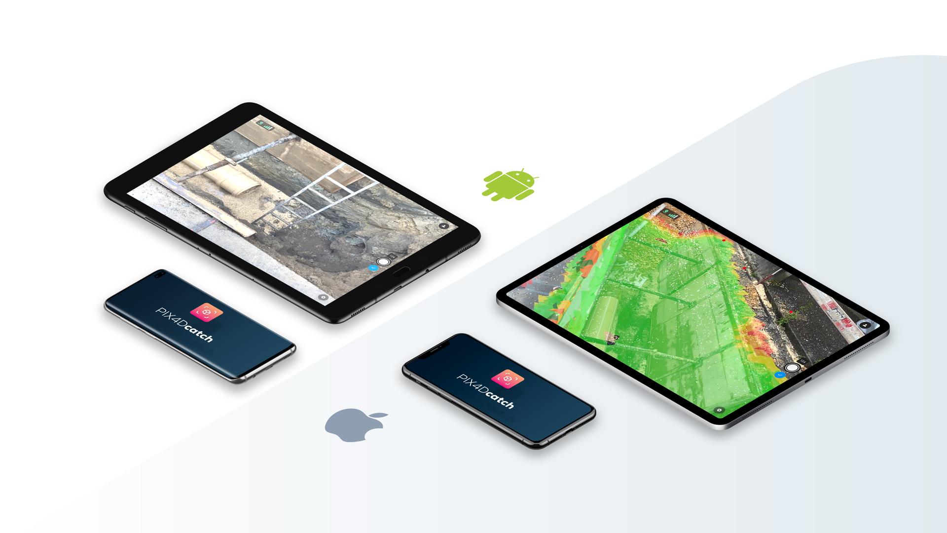 ipad pro & iphone