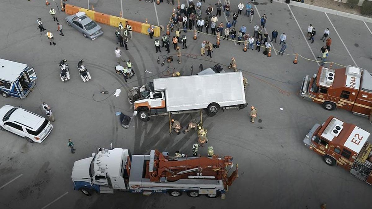 accident scene reconstruction