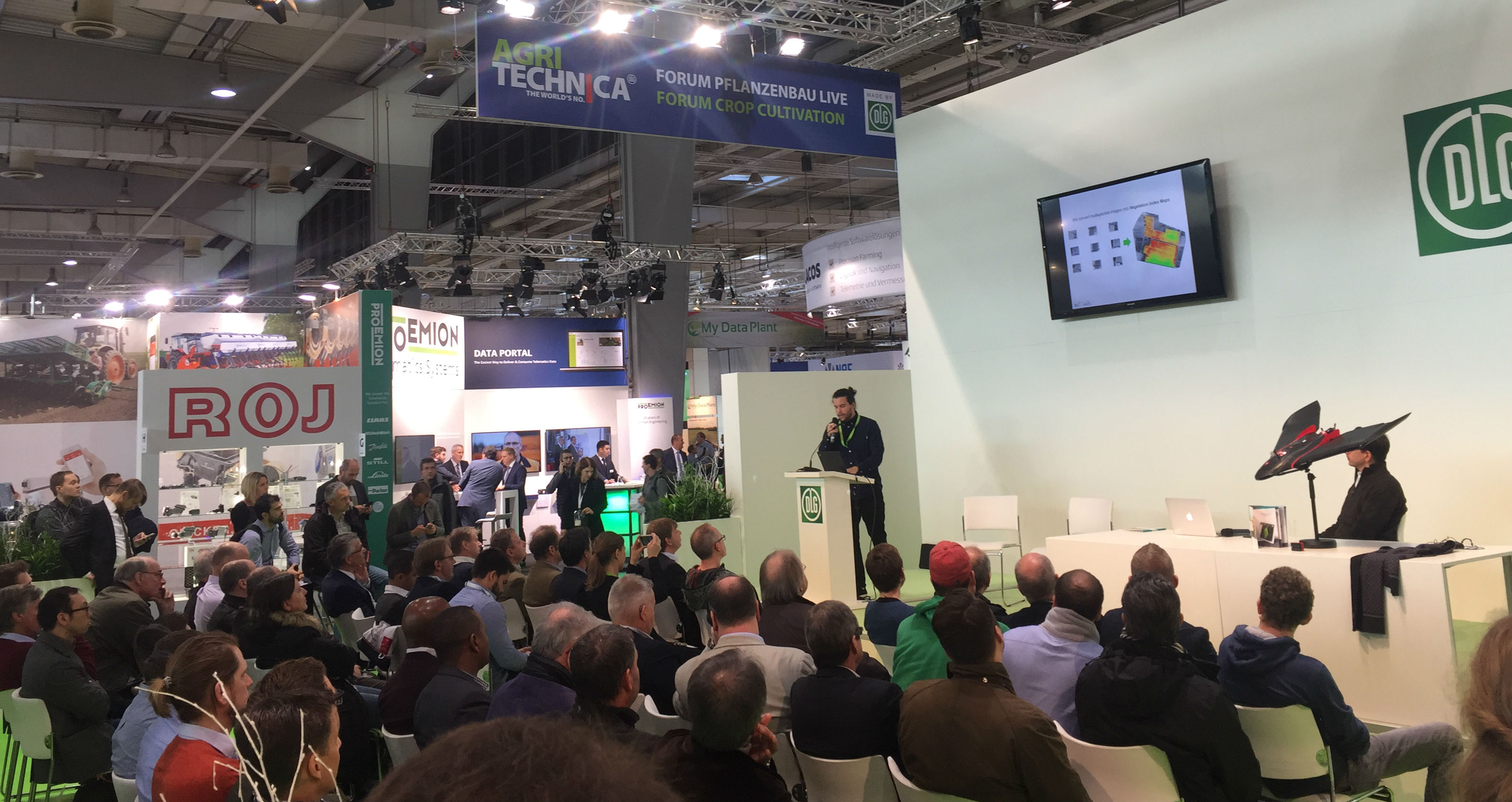 Pix4D Agriculture blog year higlights Pix4Dfields Agritechnica