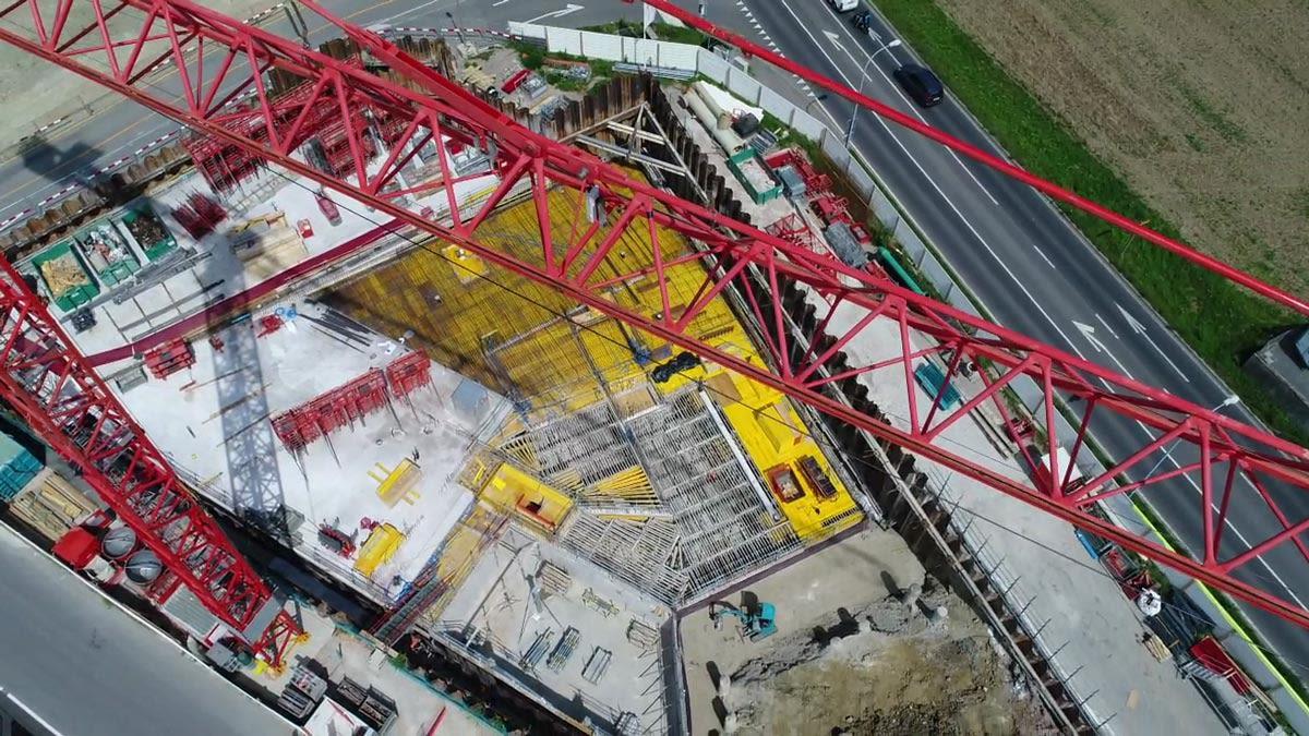 construction progress tracking