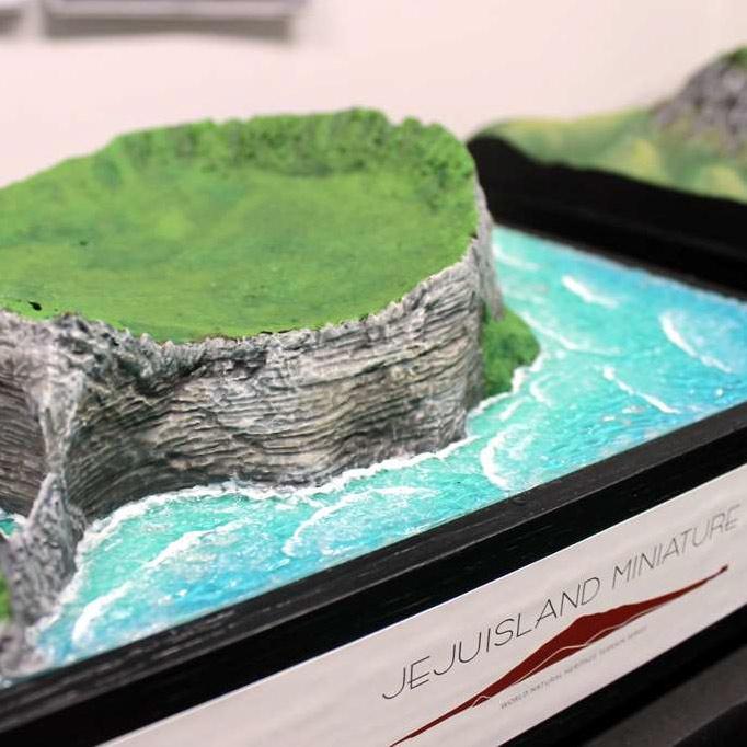 3D-printed-Jeju-island-minature