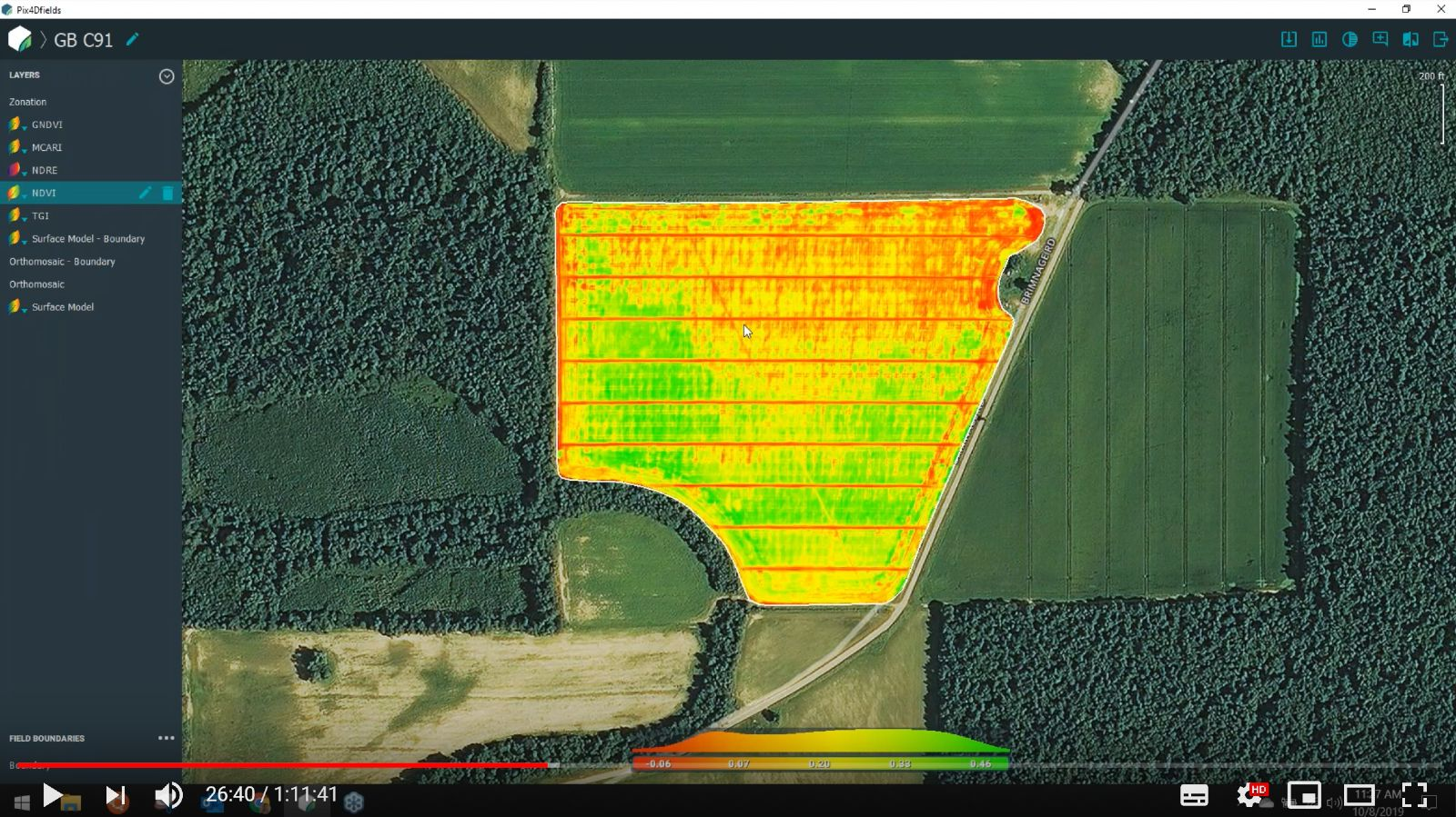 Pix4Dfields webinar digital agriculture on demand