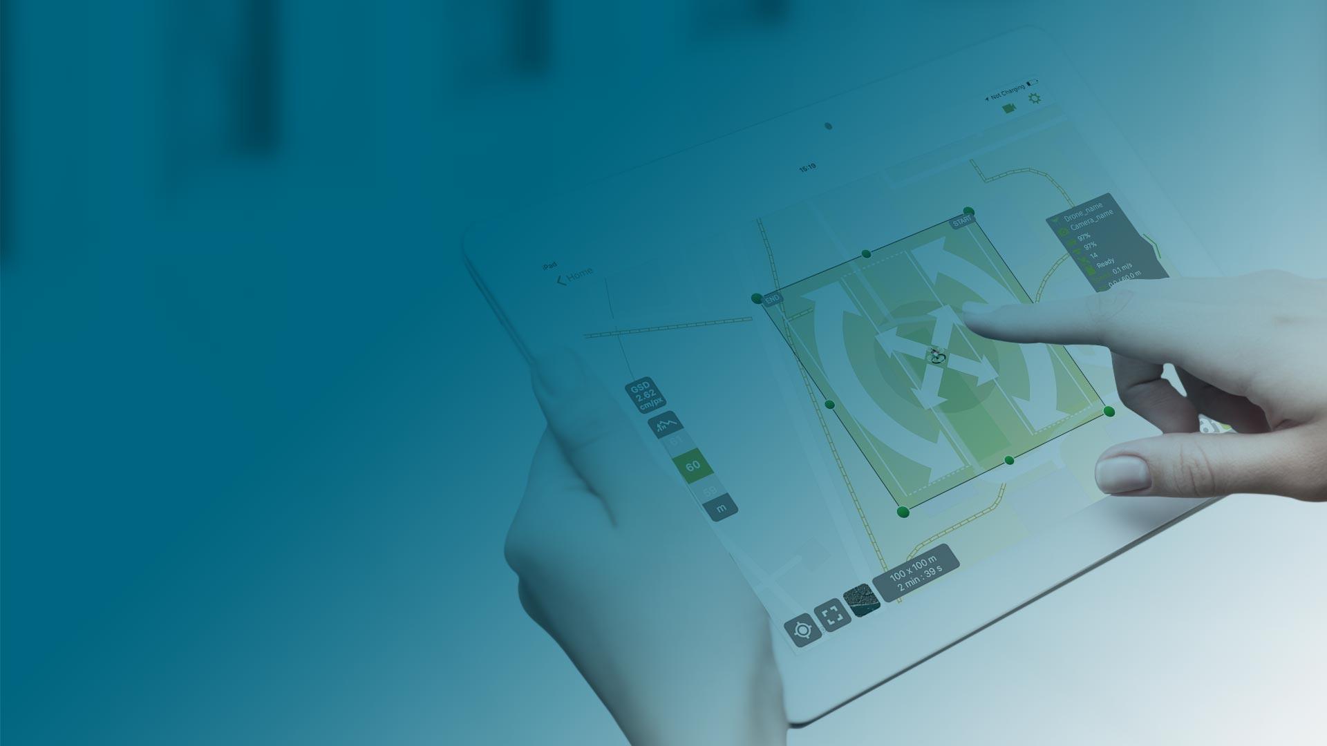 Pix4Dcapture: Free drone flight planning mobile app | Pix4D