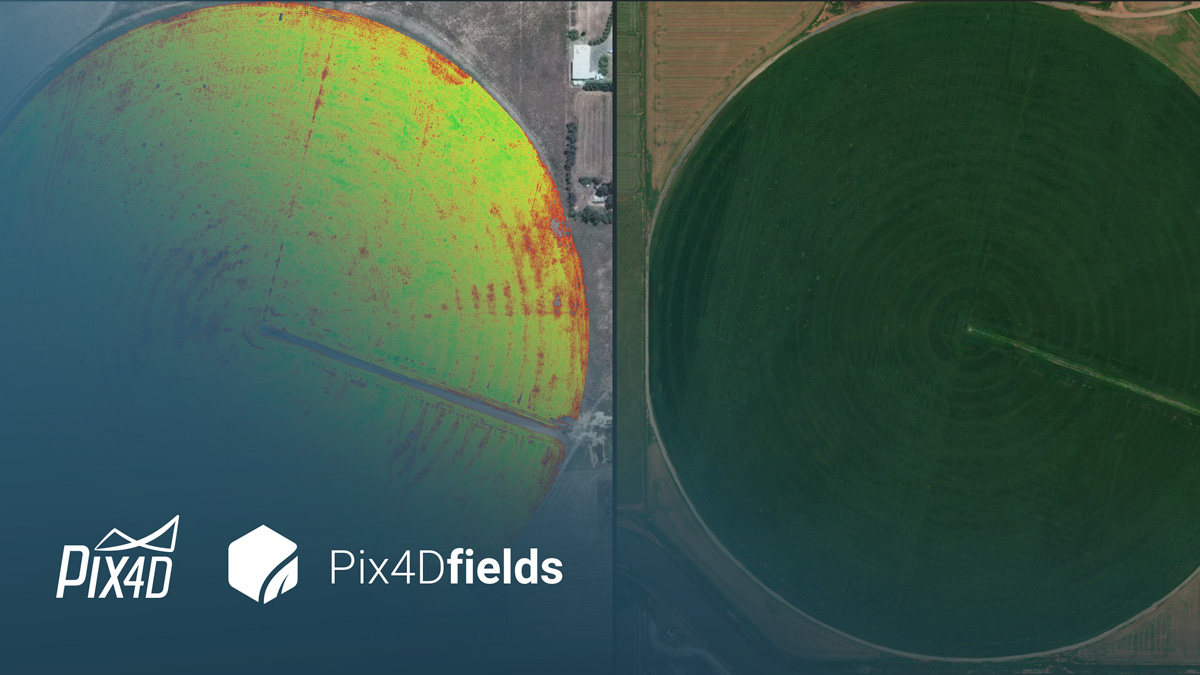 agriculture drone mapping and analytics
