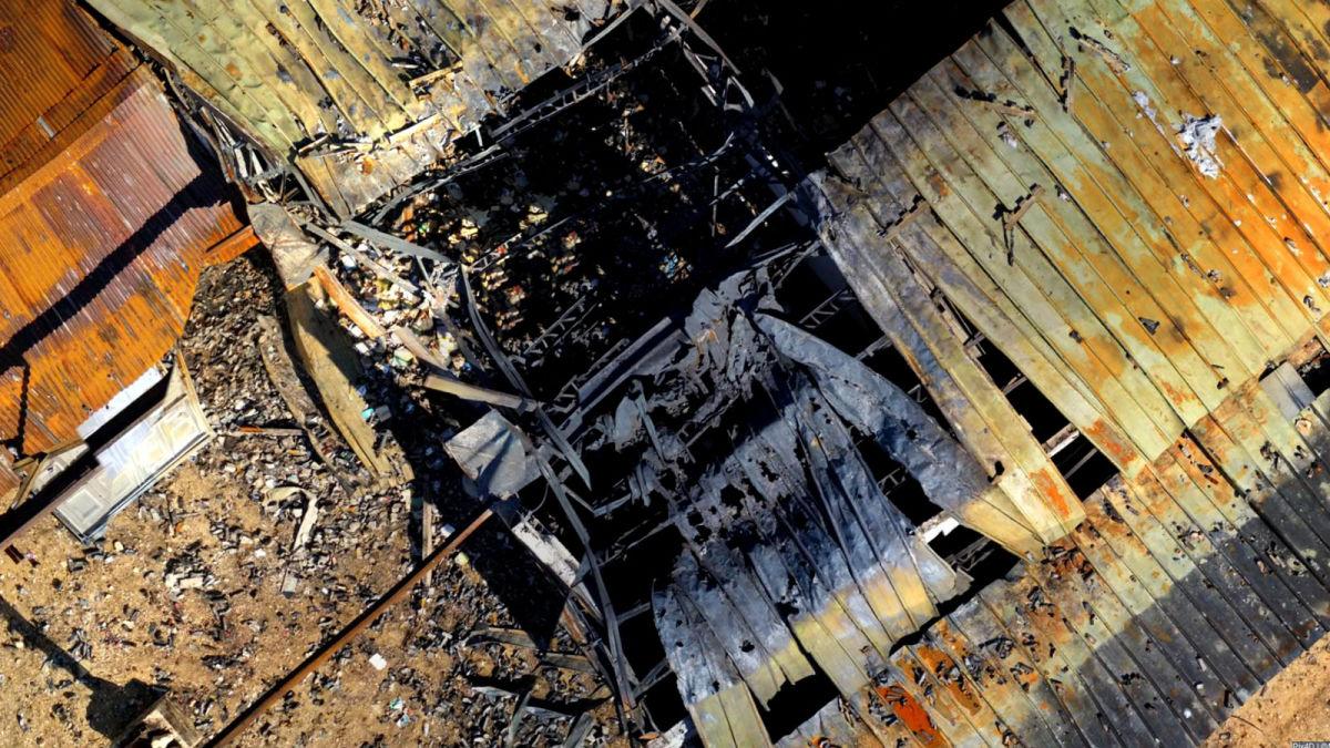 HEA BLO EMR pix4dreact-warehouse-fire-investigation