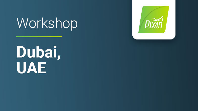 Pix4D Online workshop for drone mapping and photogrammetry