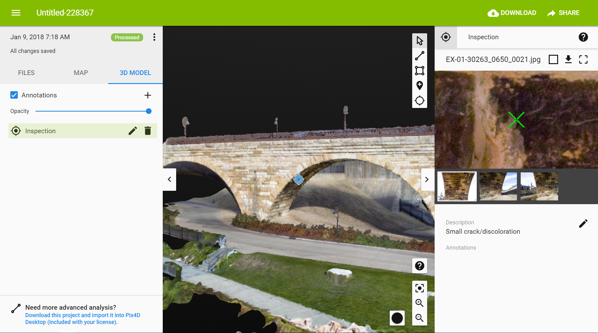Onsite inspections just went virtual — with Pix4D Cloud | Pix4D