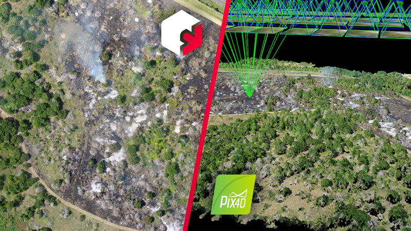 Tailor made mapping software for emergency response