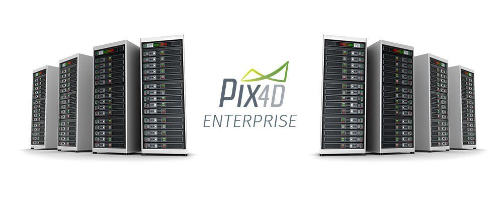 Pix4D launches Enterprise Solutions