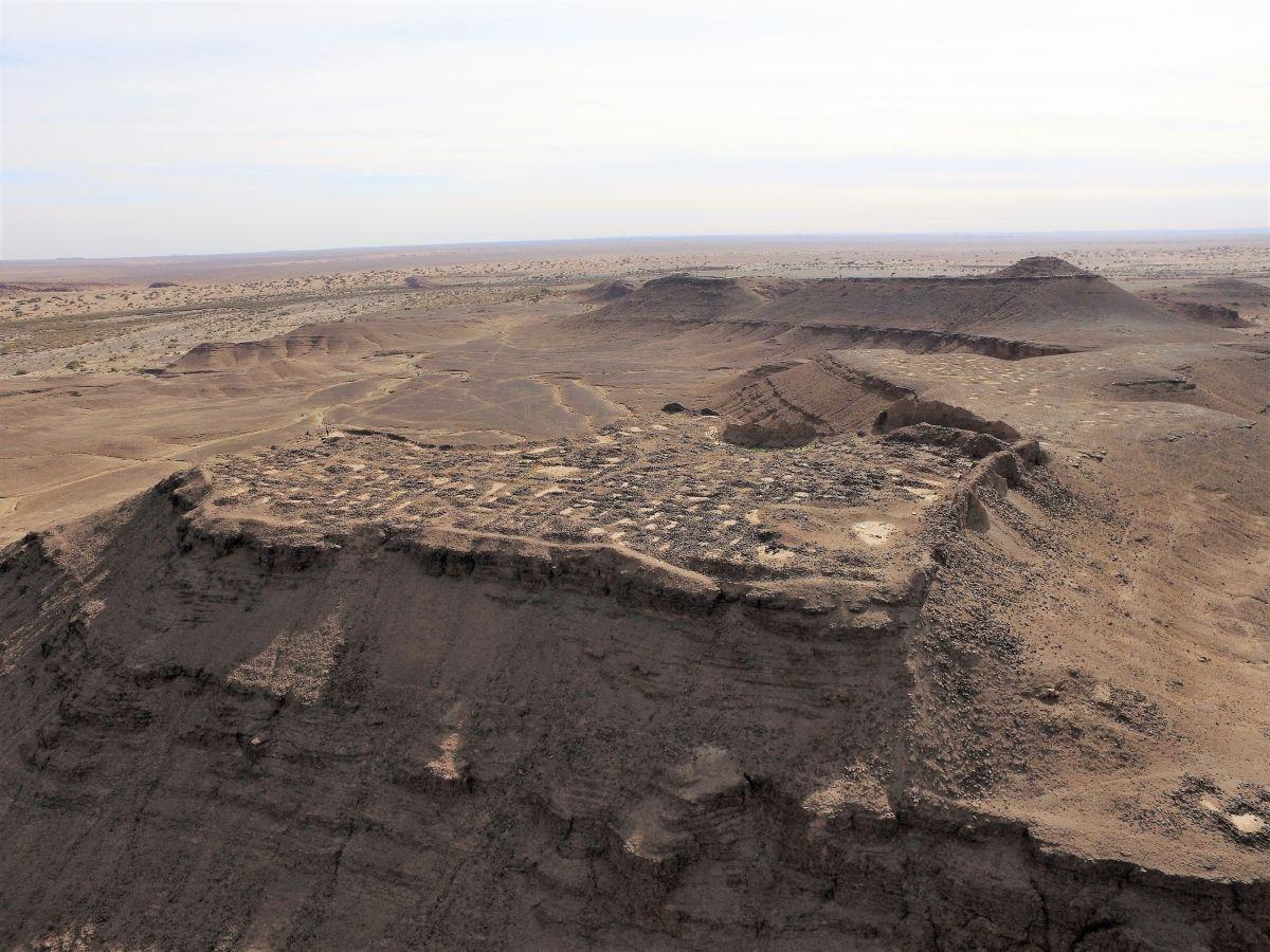 Trans Sahara Project GeoDrone Pix4D