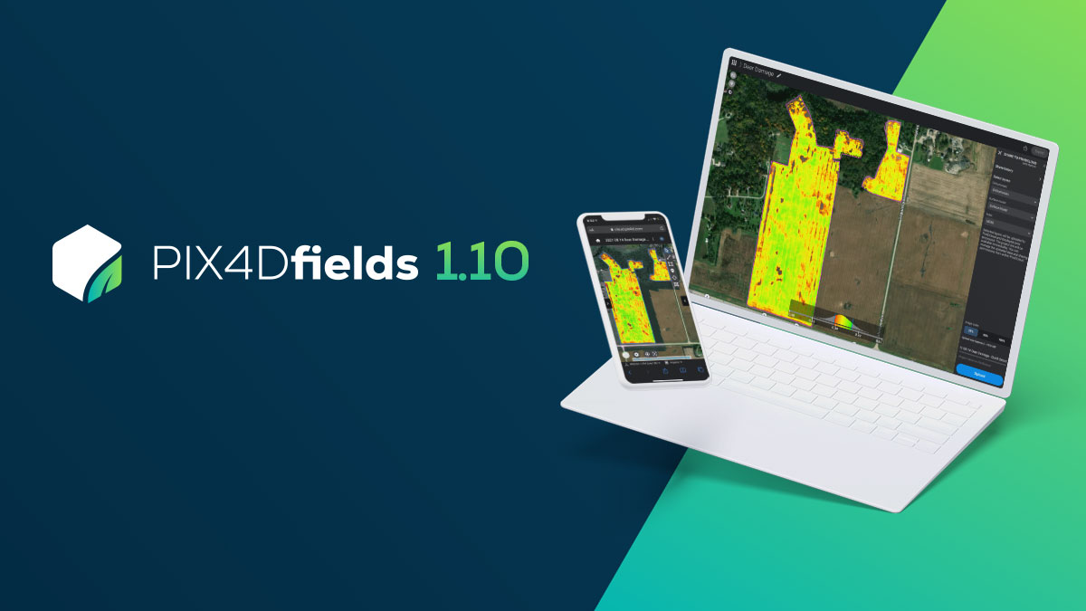 HEA BLO AGR Pix4Dfields 1.10 Release