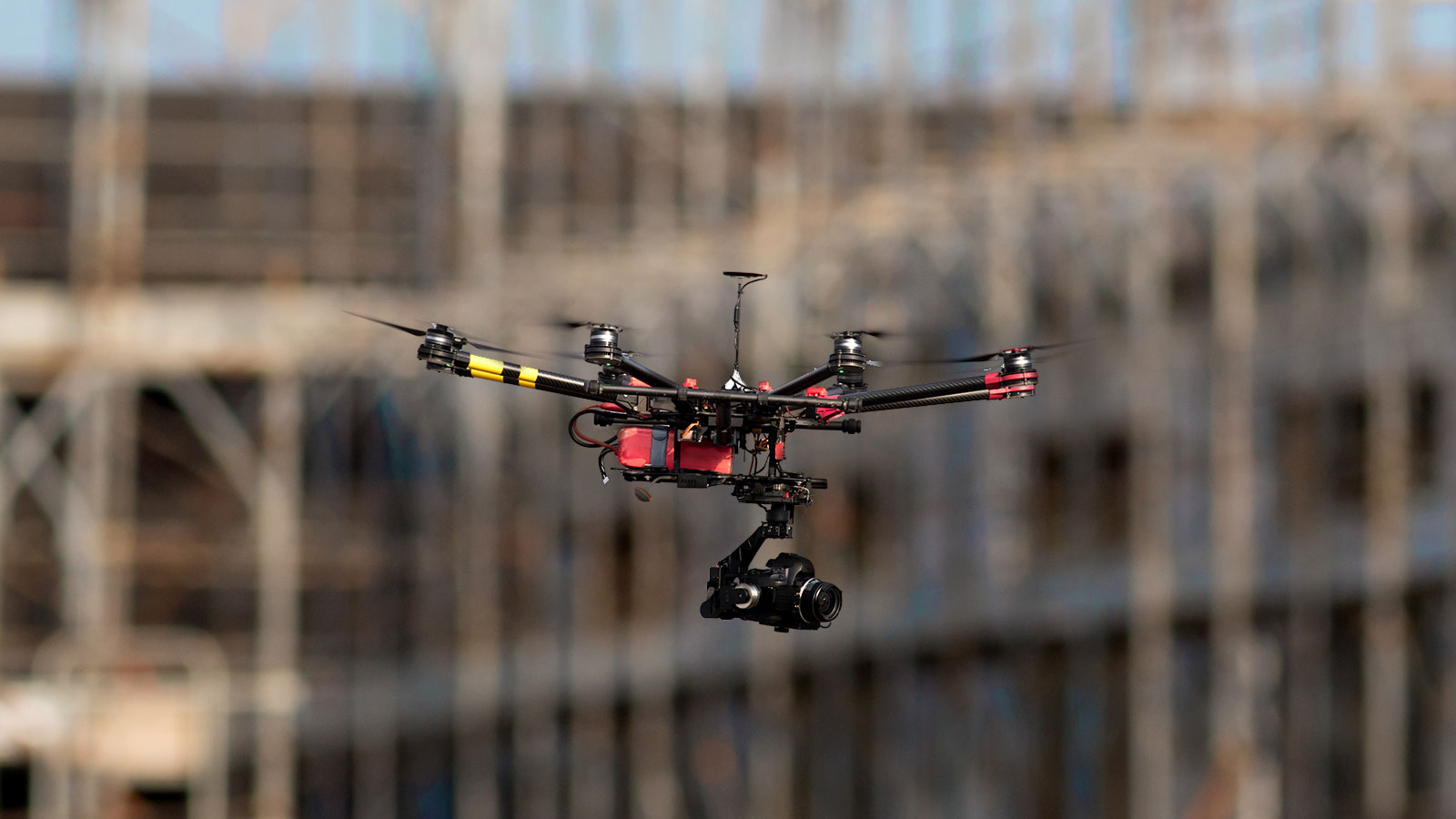 IMAGE facilitate infrastructure inspection with drone mapping