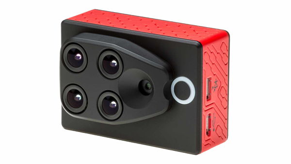 The Sequoia+ multispectral camera