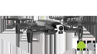 Parrot anafi thermal flight plan app