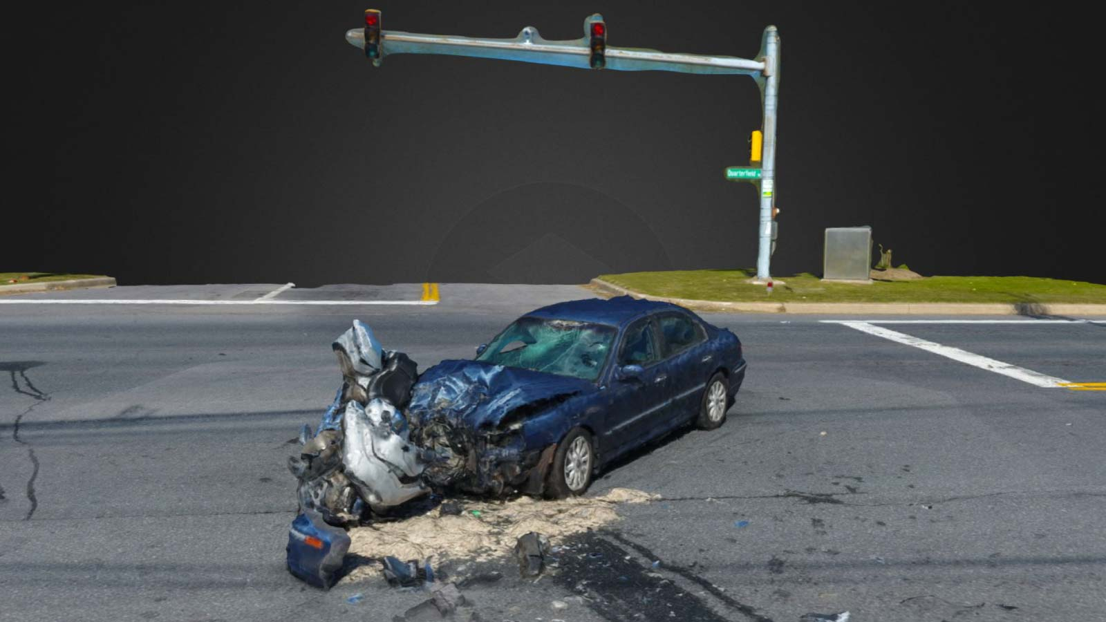 Revisit every accident or crime scene in 3D models and use the data to improve public safety