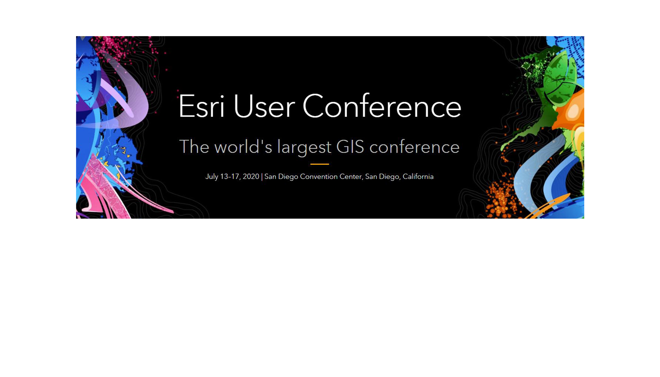 Pix4D at Esri User Conference 2020