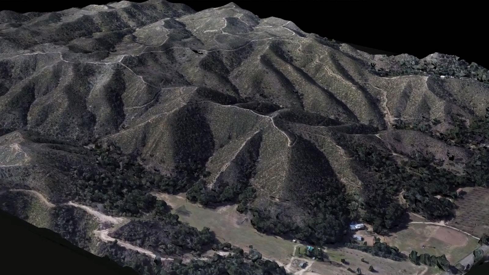 IMA BLOG GEO pix4dmapper-forensic-reconstruction montains
