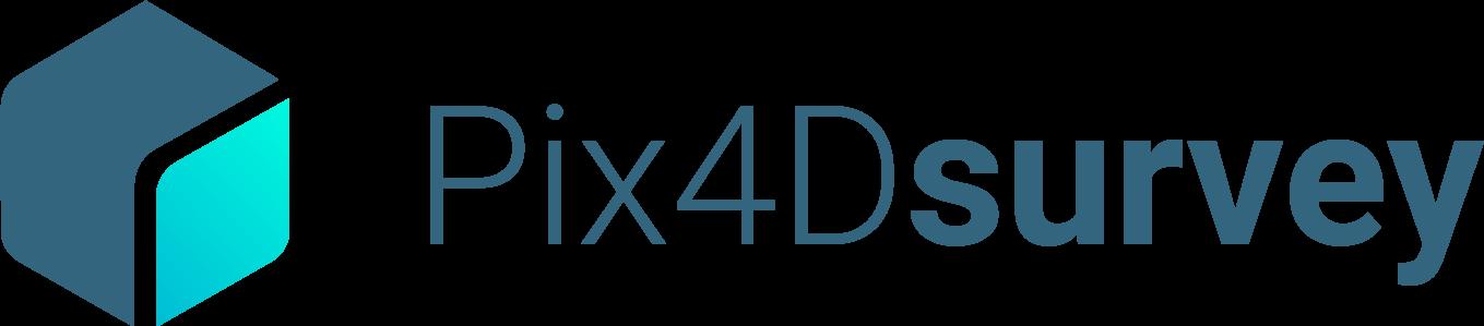 Pix4Dsurvey logo