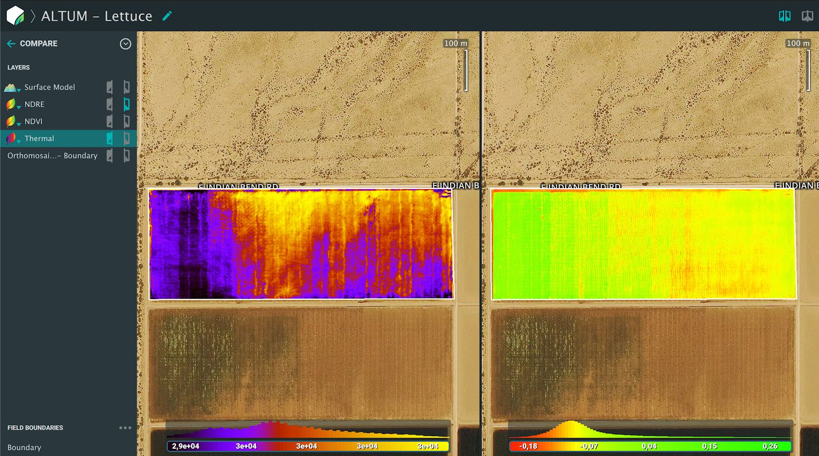 Pix4Dfields webinar thermal imagery MicaSense Altum camera
