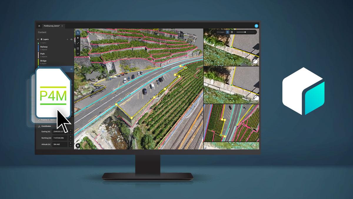 IMA GEO Pix4Dmatic Compatible with Pix4Dsurvey 16by9