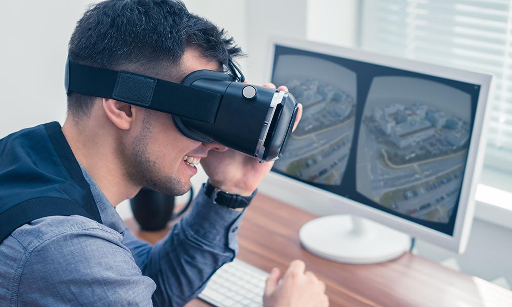 IMAGE Pix4DMODEL Key VR