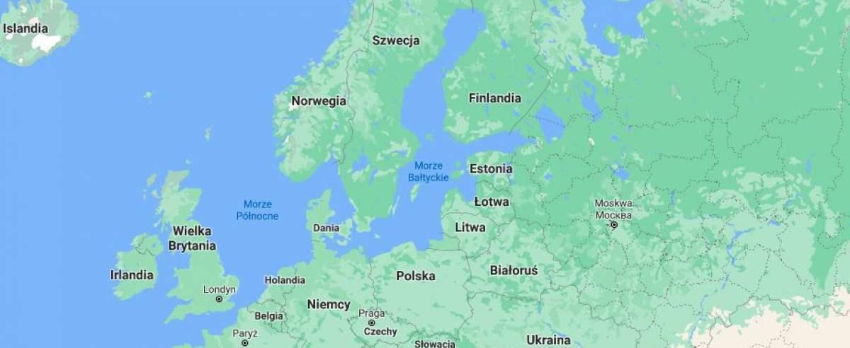 Morze Bałtyckie będzie miało tunel
