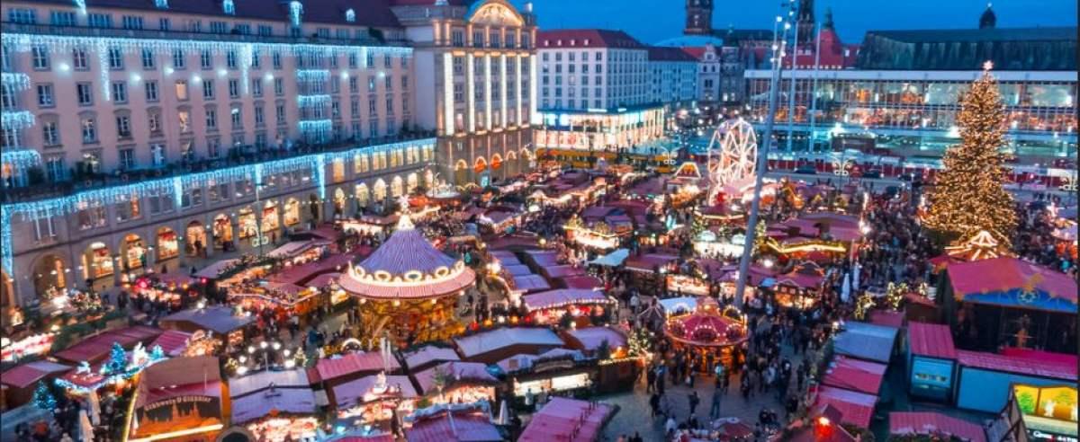 Święta w Dreźnie bez jarmarku