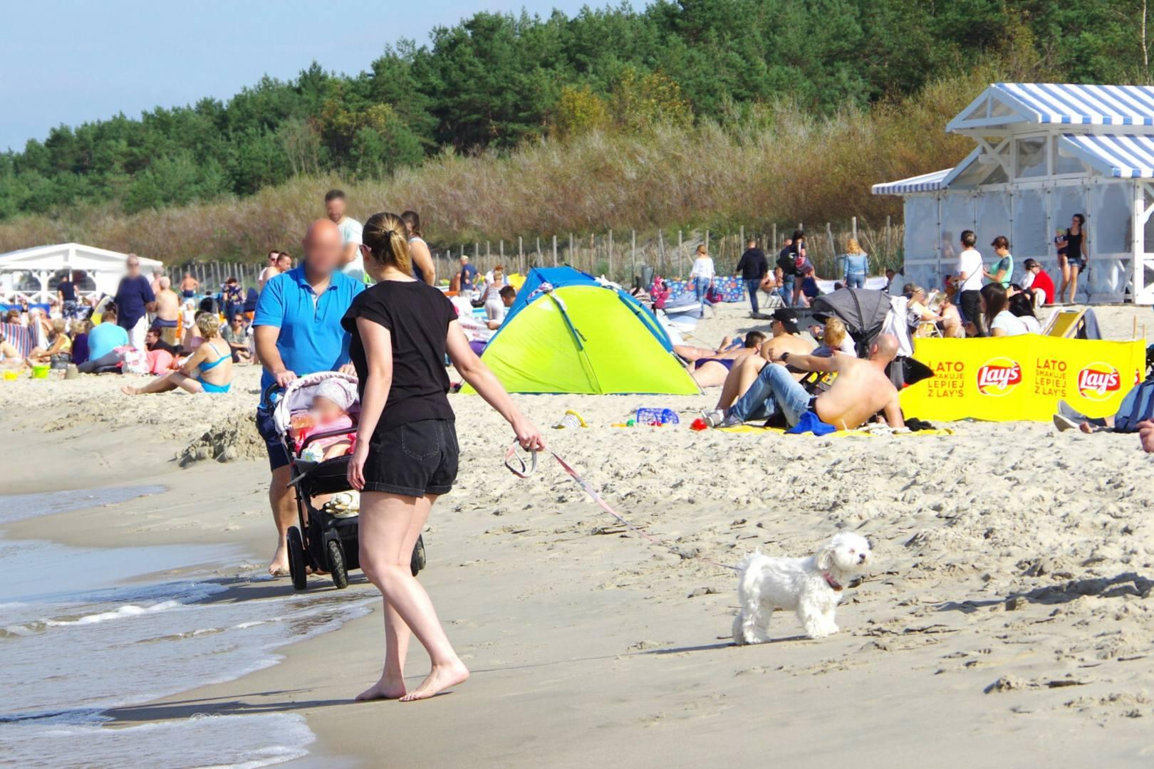 Co Polaków irytuje na plażach