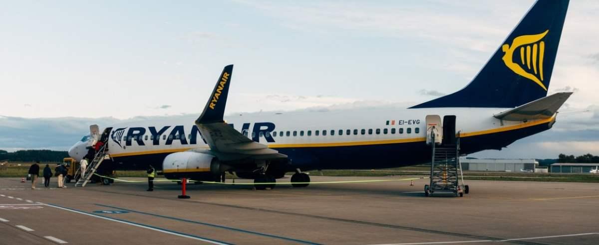 Ryanair będązmiany