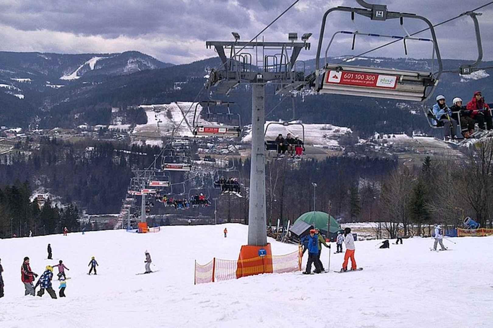 stoki narciarskie pozostają zamknięte