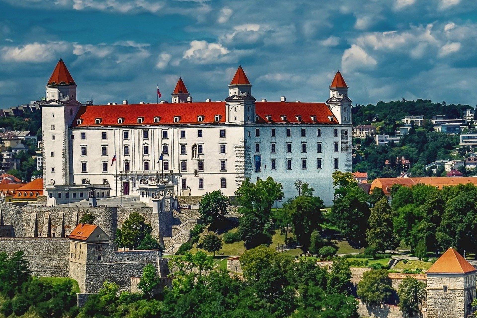 Kary za brak rejestracji na Słowacji