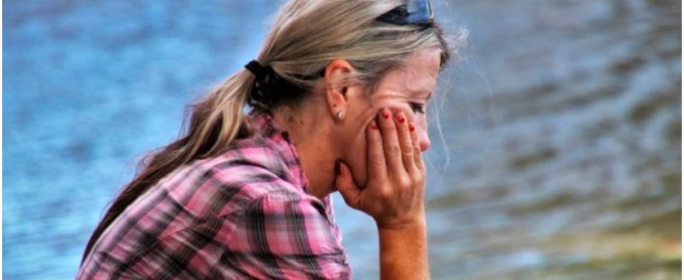 Kobieta straciła wzrok