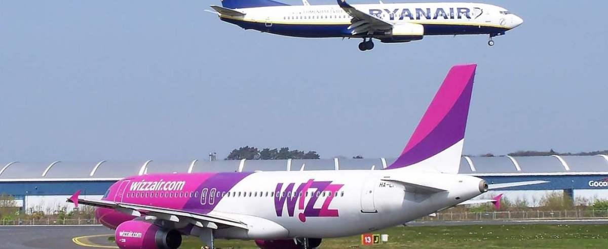 Wizzair i Ryanair wznawiają loty