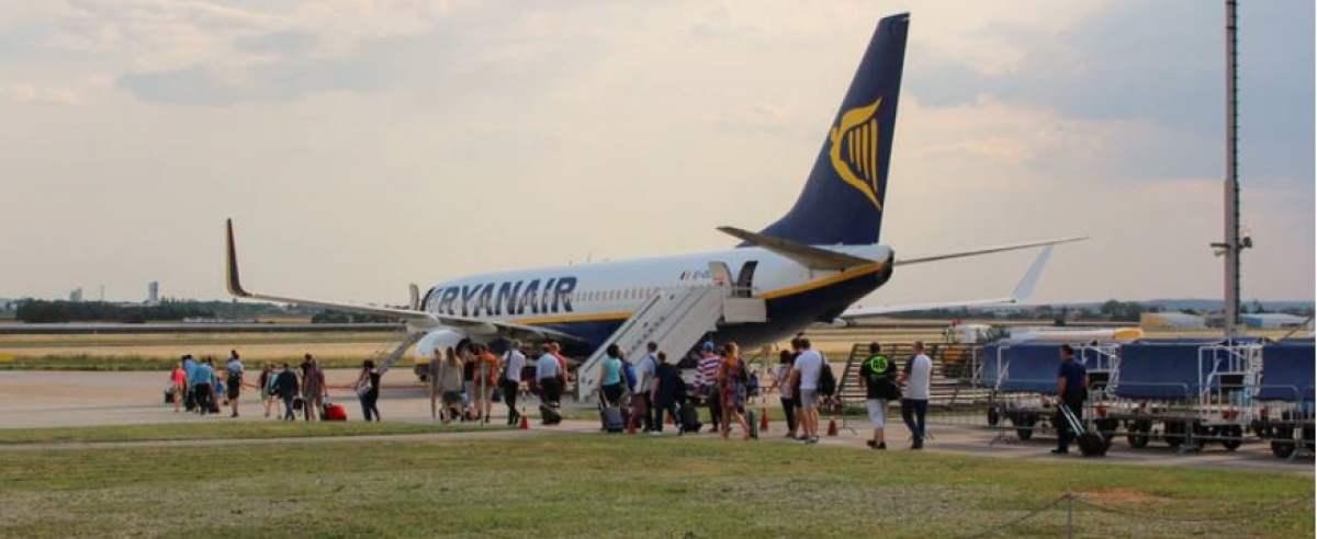 Ryanair nie chce płacić za testy pasażerów
