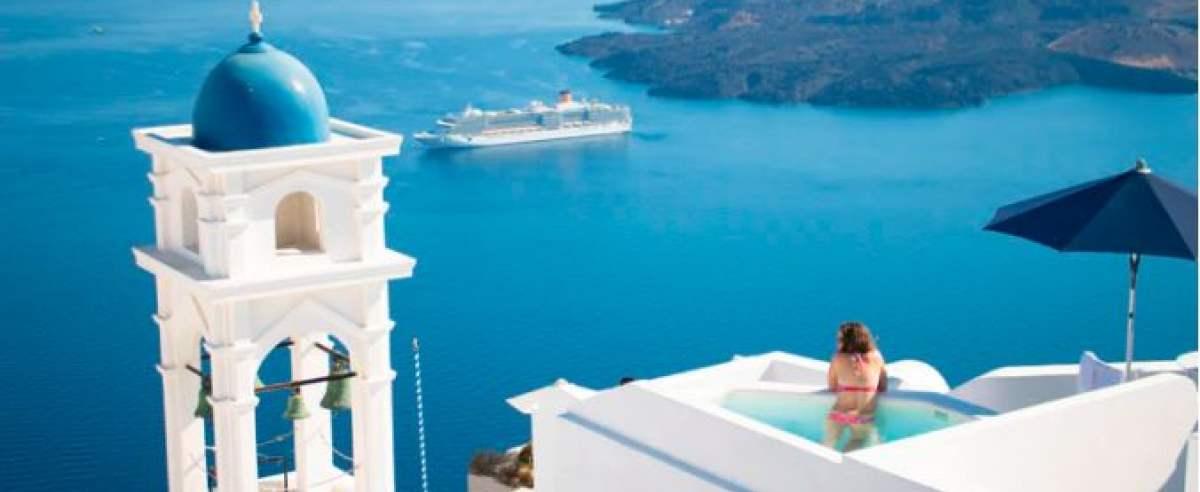 Polacy uwielbiają wakacje w Grecji