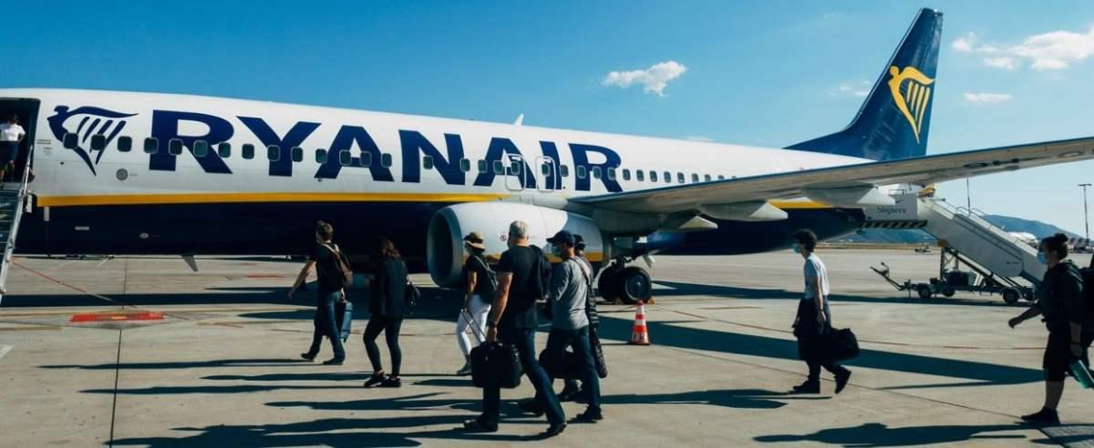 Ryanair znamy plany